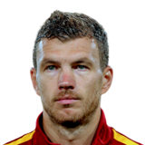 FIFA 18 Edin Dzeko Icon - 88 Rated