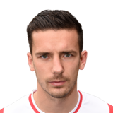 FIFA 18 Mathieu Baudry Icon - 67 Rated