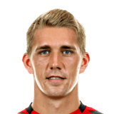FIFA 18 Nils Petersen Icon - 84 Rated
