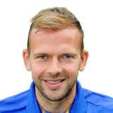 FIFA 18 Jordan Rhodes Icon - 73 Rated