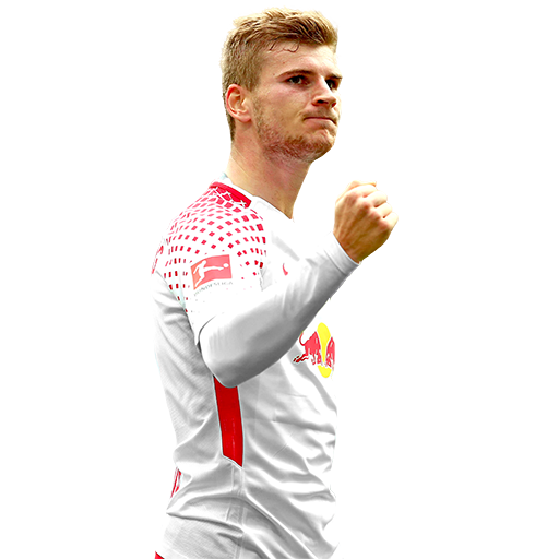 FIFA 18 Timo Werner Icon - 95 Rated