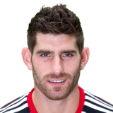 FIFA 18 Ched Evans Icon - 69 Rated