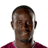 FIFA 18 Albert Adomah Icon - 74 Rated