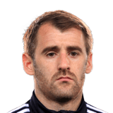 FIFA 18 Niall McGinn Icon - 72 Rated