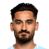 FIFA 18 Ilkay Gundogan Icon - 86 Rated