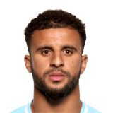 FIFA 18 Kyle Walker Icon - 86 Rated
