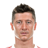 FIFA 18 Robert Lewandowski Icon - 92 Rated