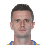 FIFA 18 Jamie Murphy Icon - 69 Rated
