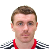 FIFA 18 John Fleck Icon - 69 Rated