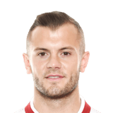 FIFA 18 Jack Wilshere Icon - 81 Rated