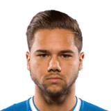FIFA 18 Harry Forrester Icon - 67 Rated