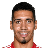 FIFA 18 Chris Smalling Icon - 81 Rated