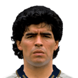 FIFA 18 Diego Maradona Icon - 97 Rated