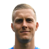FIFA 18 Karl-Johan Johnsson Icon - 75 Rated