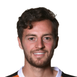 FIFA 18 Ryan Mason Icon - 75 Rated