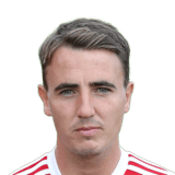 FIFA 18 Sean McConville Icon - 72 Rated