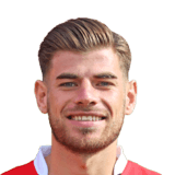 FIFA 18 Joe Edwards Icon - 66 Rated