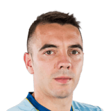 FIFA 18 Iago Aspas Icon - 84 Rated