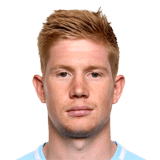 FIFA 18 Kevin De Bruyne Icon - 94 Rated