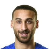 FIFA 18 Cenk Tosun Icon - 84 Rated