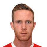 FIFA 18 Adam Forshaw Icon - 72 Rated