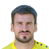 FIFA 18 Nenad Tomovic Icon - 81 Rated