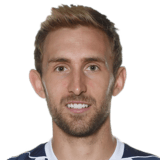 FIFA 18 Craig Dawson Icon - 75 Rated