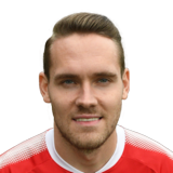 FIFA 18 Chris Hussey Icon - 65 Rated