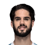 FIFA 18 Isco Icon - 86 Rated