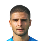 FIFA 18 Lorenzo Insigne Icon - 88 Rated