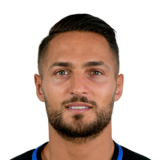 FIFA 18 Danilo D'Ambrosio Icon - 75 Rated