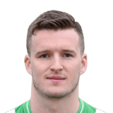 FIFA 18 Paul Corry Icon - 64 Rated