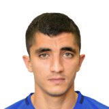 FIFA 18 Ibragim Tsallagov Icon - 74 Rated