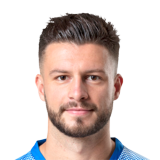 FIFA 18 Marco Djuricin Icon - 70 Rated