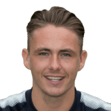 FIFA 18 Scott Allan Icon - 64 Rated