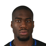 FIFA 18 Geoffrey Kondogbia Icon - 80 Rated