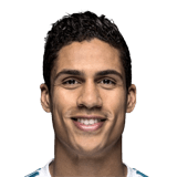 FIFA 18 Raphael Varane Icon - 85 Rated
