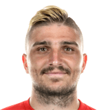 FIFA 18 Konstantinos Stafylidis Icon - 75 Rated