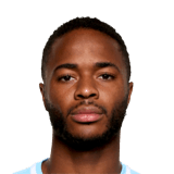 FIFA 18 Raheem Sterling Icon - 99 Rated