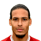 FIFA 18 Virgil van Dijk Icon - 83 Rated