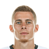FIFA 18 Thorgan Hazard Icon - 82 Rated