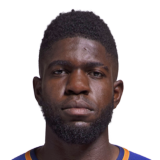 FIFA 18 Samuel Umtiti Icon - 83 Rated