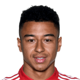 FIFA 18 Jesse Lingard Icon - 84 Rated