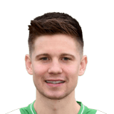 FIFA 18 Luke Byrne Icon - 61 Rated