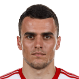 FIFA 18 Filip Kostic Icon - 82 Rated