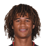 FIFA 18 Nathan Ake Icon - 77 Rated