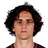 FIFA 18 Adrien Rabiot Icon - 82 Rated