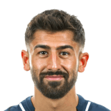 FIFA 18 Kerem Demirbay Icon - 80 Rated