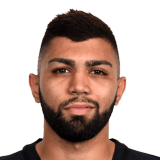 FIFA 18 Gabriel Barbosa Icon - 76 Rated