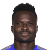 FIFA 18 Daniel Amartey Icon - 75 Rated